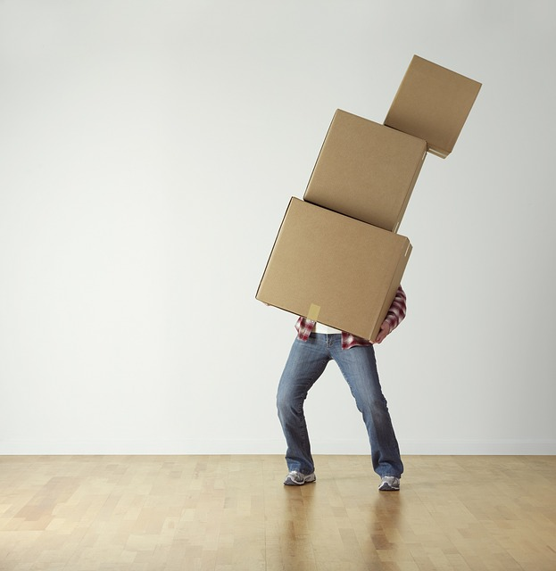 Packing Advice for Moving House